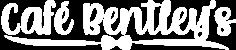 Café Bentley's Coffee Shop Logo